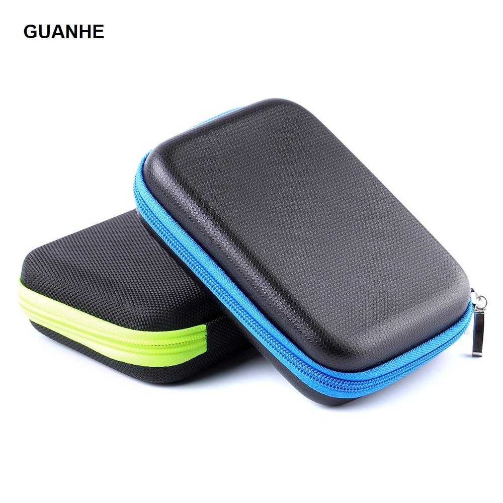 все цены на GUANHE External Hard Drive Case Bag for 2.5