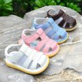 Leather Baby Shoes Moccasins Toddler Girl Boy Walker Boots Infant Baby Summer Shoes first Walkers Bota Infantil 503012