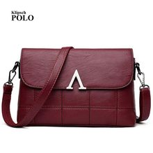 0971841c84ba Brand Genuine Leather Bag Designer Handbags High Qualiry Single Shoulder Bag  Women Messenger Crossbody Bags Tote