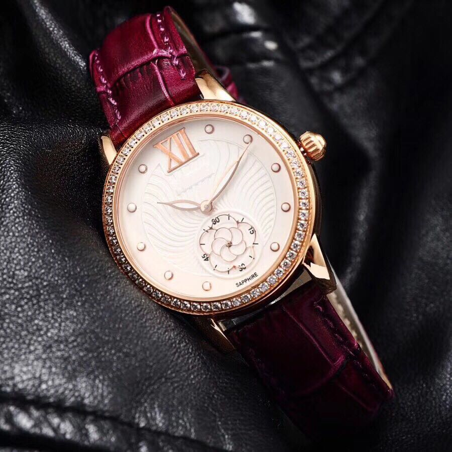 Women's Watches Top Brand Runway Luxury European Design Quartz Wristwatches S0941 цена