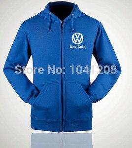 Image 2 - Ectic S ~ XXL גודל 4 צבעים חורף מעילי פולקסווגן פולקסווגן 4S עובד בגדי sweatershirt בסוודרים