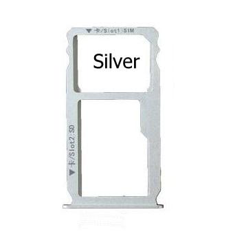 Genuine SIM & Memory Card Tray For Huawei Mate S CRR-L09 UL00 Micro SD & SIM Card Slot Socket Reader Adapter Replacement Repair