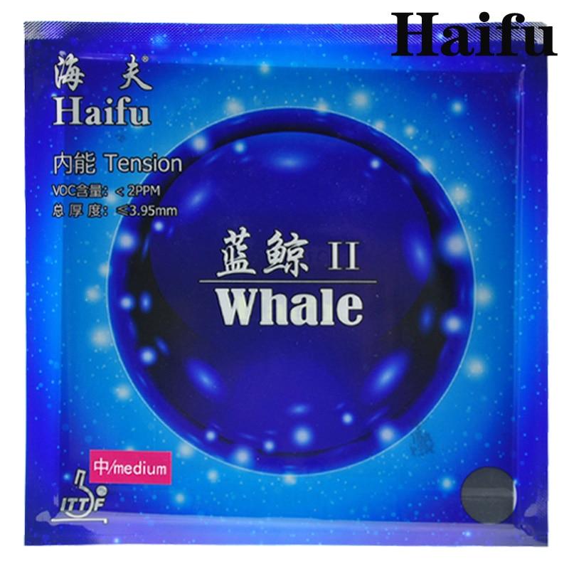 Haifu Whale II 2 National Table Tennis Rubber Pimples In Ping Pong Rubber ракетки ping pong классический набор для 2 х игроков ping pong
