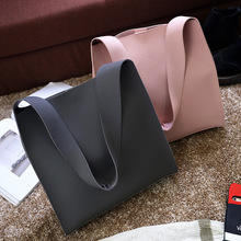 2017 Новые широкие ремни дамы личи шаблон большой мешок Корейской версии простой дикий плечо сумка