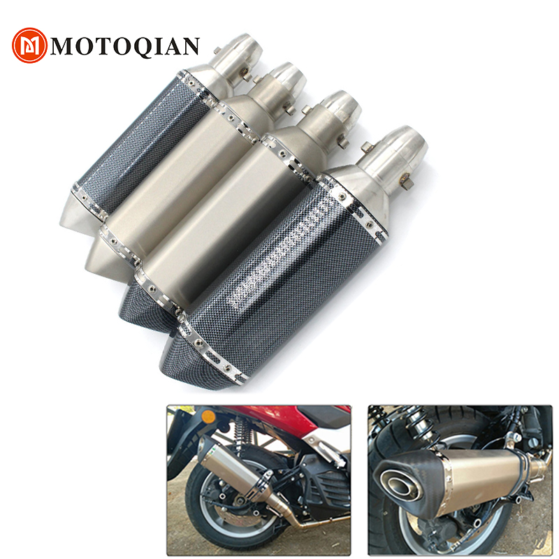 36mm - 51mm Motorcycle Exhaust db killer Escape For ktm Duke 390 125 200 1290 990 exc Muffler Accessories Moto parts motorcycle exhaust pipe muffler escape db killer 36mm 51mm for ktm 1190 adventure 1290 super duke 200 duke rc200 390 duke rc390