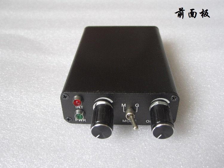 Interrupteur de boîte d'extinction d'arc de musique de bobine de Tesla DRSSTC/SSTC/SKPSSTC + cas - 4
