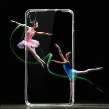 Ultra Thin Transparent  Clear TPU Case For Lenovo S850 S850T Crystal Back Protect Rubber Silicone Gel Mobile Phone Bags