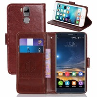 GUCOON Vintage Wallet Case For Oukitel K6000 Pro 5 5inch PU Leather Retro Flip Cover Magnetic