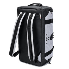 OZUKO, мужской рюкзак, водонепроницаемый, дорожные сумки, большая вместительность, сумка для багажа, вещевой мешок, Оксфорд, мужская, для отдыха, ручная сумка, модная, на плечо