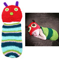 1 pc Newborn Fotografia Props Cap Quente Bonito Crochet Cap Meninas Chapéu Do Bebê Menino Infantil Novo 2015 -- MKA066 PT49