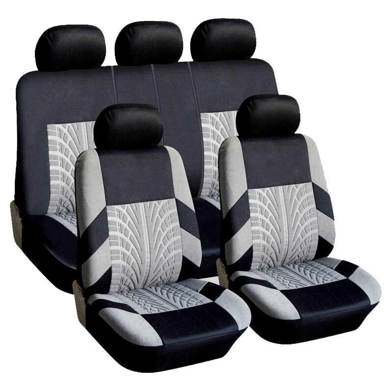 4色革カーシートカバーセットユニバーサルカーシートプロテクターファークッション用女性バックテスラモデル3カーチェアカバートラックカーシートカバー