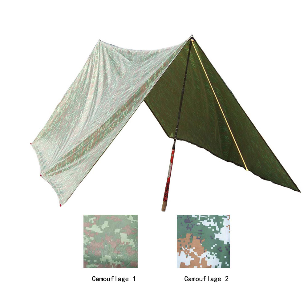 3 3m Camouflage Camping Tents Waterproof Camping Mat