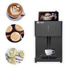 Drukarka atramentowa typ interfejsu wifi obsługuje drukowanie sieciowe do kawy drukowanie powierzchni