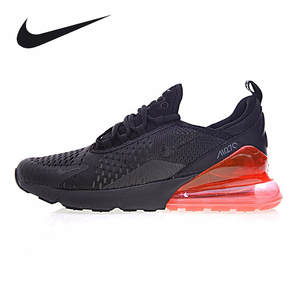 hot sales 9af4c 181e8 Nike AH8050-006 AH8050-008 Shoes Green Red Air Max 270 Men's Running Shoes