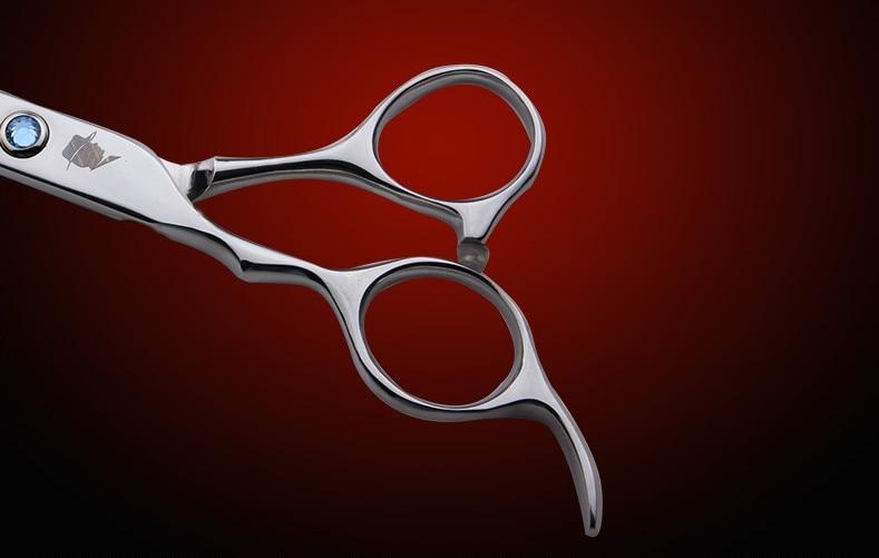 SMITH CHU profesional 6 inci rambut gunting Jepun 440c shears keluli - Penjagaan rambut dan penggayaan - Foto 6