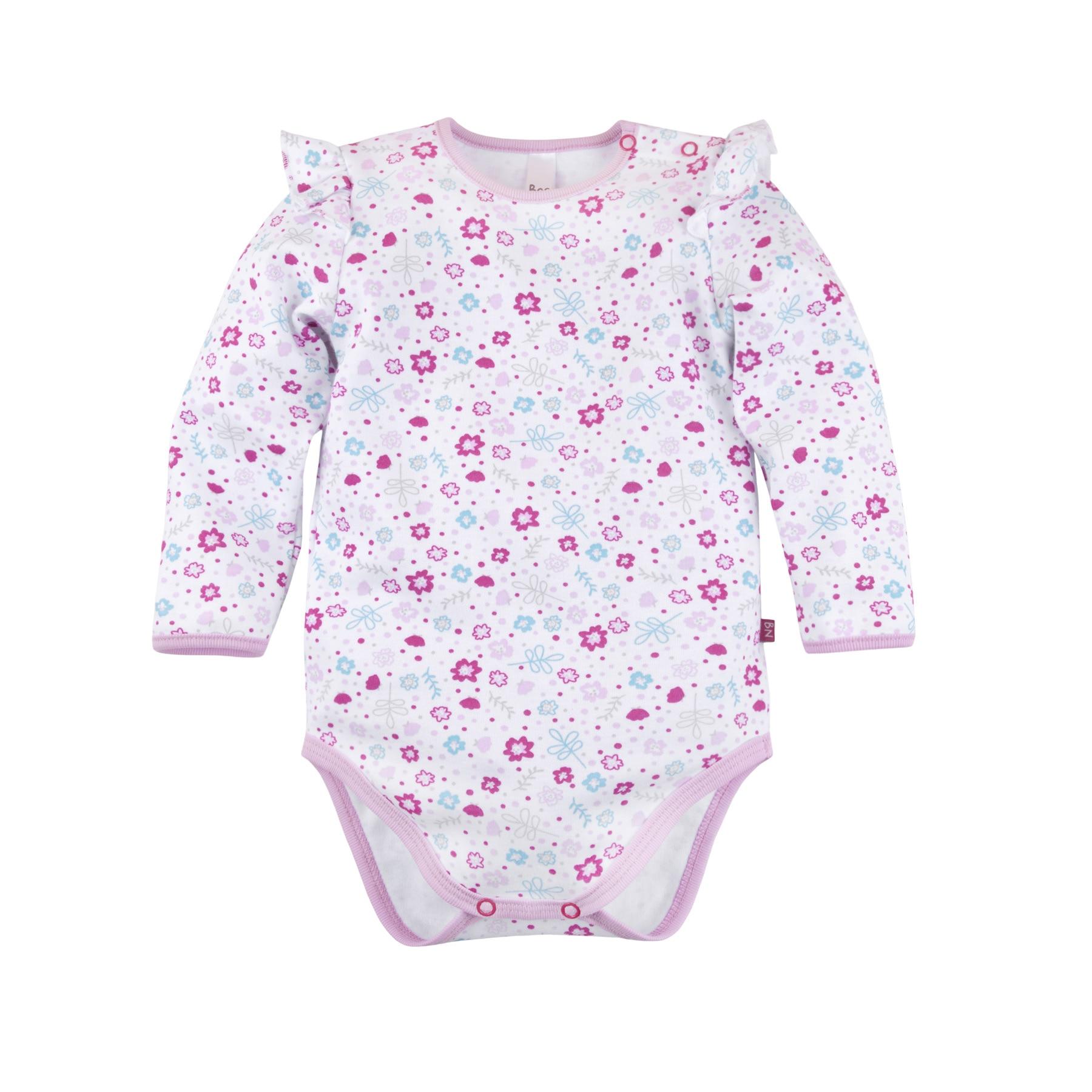 Bodysuit long sleeve \ Violet \ NOVA BOSSA 581Б-371 bodysuit short sleeve