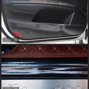 Image 5 - Verbeterde 10 cm * 4 m Auto Stickers Deur Lak Beschermen Film Dikke Anti Kras Transparante Auto Cover Auto accessoires