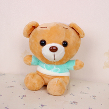 New Teddy Bear Plush Toys Stuffed Animal Kawaii Bear Rilakkuma Plush Toys for Children Soft Bear Dolls for Baby Sleeping WJ001