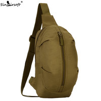 SINAIRSOFT Military Tactical Multi Function Waist Bag Nylon Backpack Climbing Hiking Fishing Sports Hunting Shoulder Bag