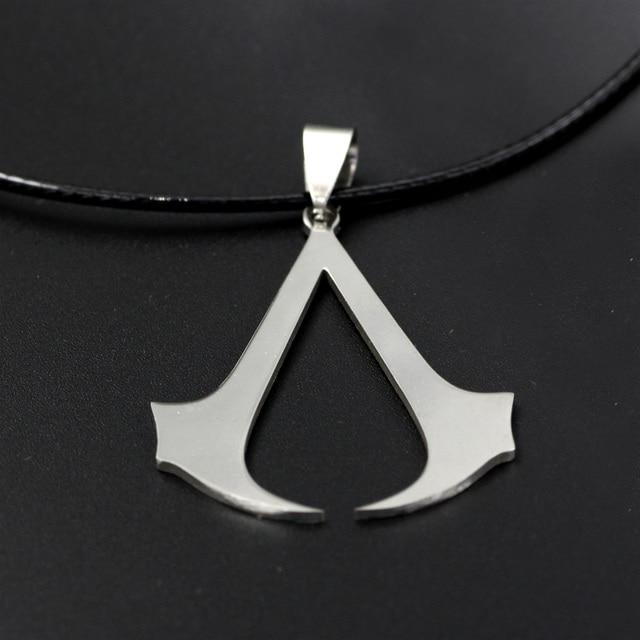 Кулон эмблема игры Кредо Убийцы Assassins Creed 2