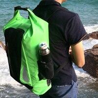 25L Outdoor Waterproof Dry Bag Rafting Backpack Sack Storage Bag Rafting Sports Kayaking Swimming Bag Backpack Travel Kits