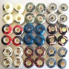 Element Girl Skateboard Wheels 4pcs 50/52mm Skate Wheels For Mini Cruiser Deck PU Ruedas Patines Double Rocker Skateboard Parts