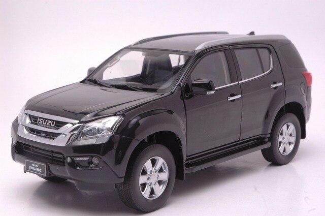118 scale diecast model car for isuzu mu x suv black alloy toy 118 scale diecast model car for isuzu mu x suv black alloy toy sciox Image collections