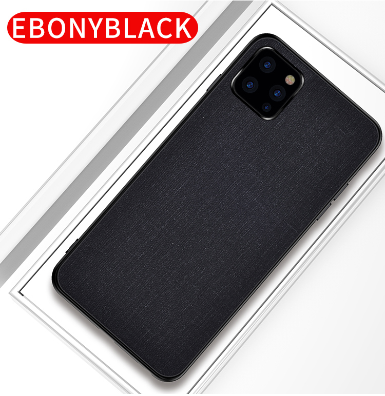 Joliwow Fabric Case for iPhone 11/11 Pro/11 Pro Max 60