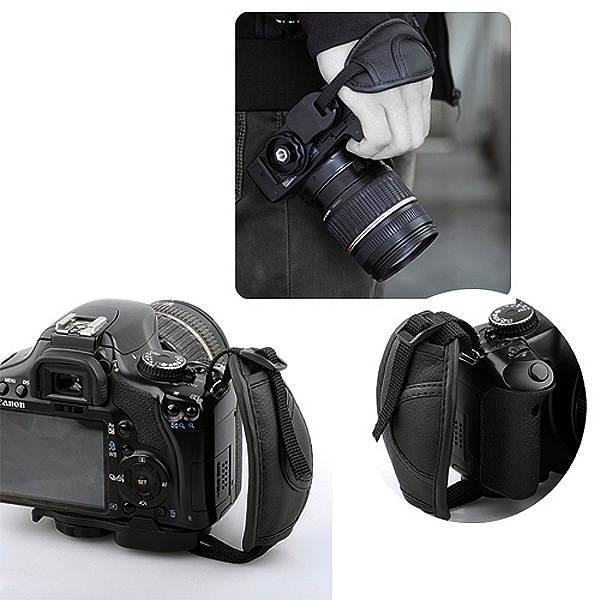 Camera Hand Grip Wrist Strap For Nikon D7500 D7200 D7100 D5600 D5500 D5300  D3400 D3300 D810 D800 D750 D610 D600 D500 Accessories