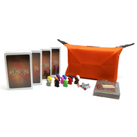 Board Game Dixit 336 Cards Beautiful Cloth Bag With Wooden Rabbits Kids Toys For Family Home