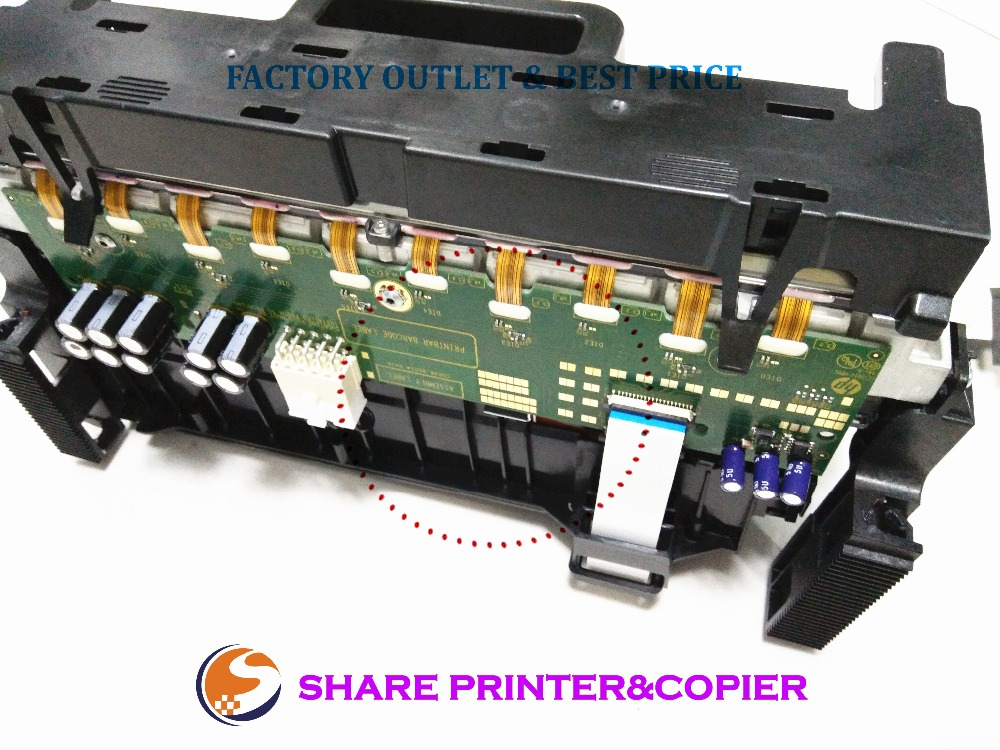 SHARE CN646-60014 970 971 970XL 971XL Printhead Print Head for HP OfficeJet Pro X451 X551 X476 X576 X451dn X451dw X476dn hp970 971 refill ink cartridge with auto reset chip for hp officejet pro x451dn x451dw x476dn x476dw x551dn x576dw printer 970