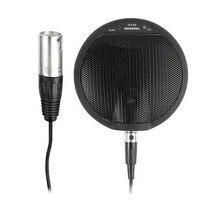 BM 630 Masası masa Mikrofon Konferans ve Konuşma XLR Fantom Güç Mikrofon 6 m Kablo