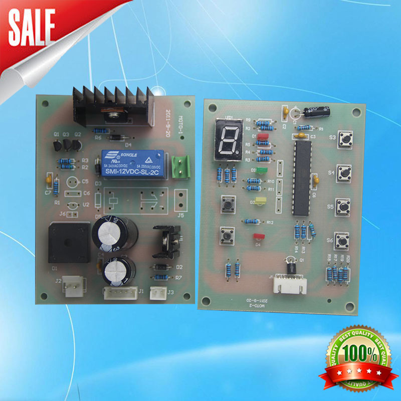 Welcome here Power-driven cold laminator circuit board/program control main board very high quality and best price offer to you