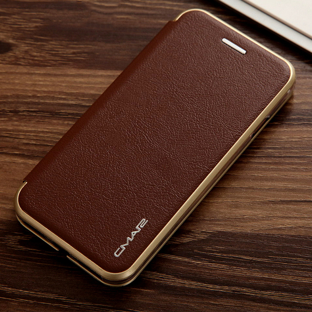 watch f7c7d db780 For Samsung Galaxy S7 S7 Edge Leather Case Magnetic Flip Wallet Folding  Bracket Case For Samsung S7 edge S7 PU Leather Cover Bag