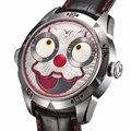 AAAAA relógios dos homens relógio suíço relógio automático men mecânica diesel caros coringa diver assista reloj de couro Top de luxo masculino