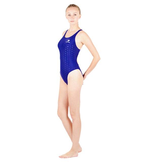 Hxby arena costumi da bagno professionale costume intero per le ragazze costumi da bagno delle - Costumi da bagno per ragazze ...