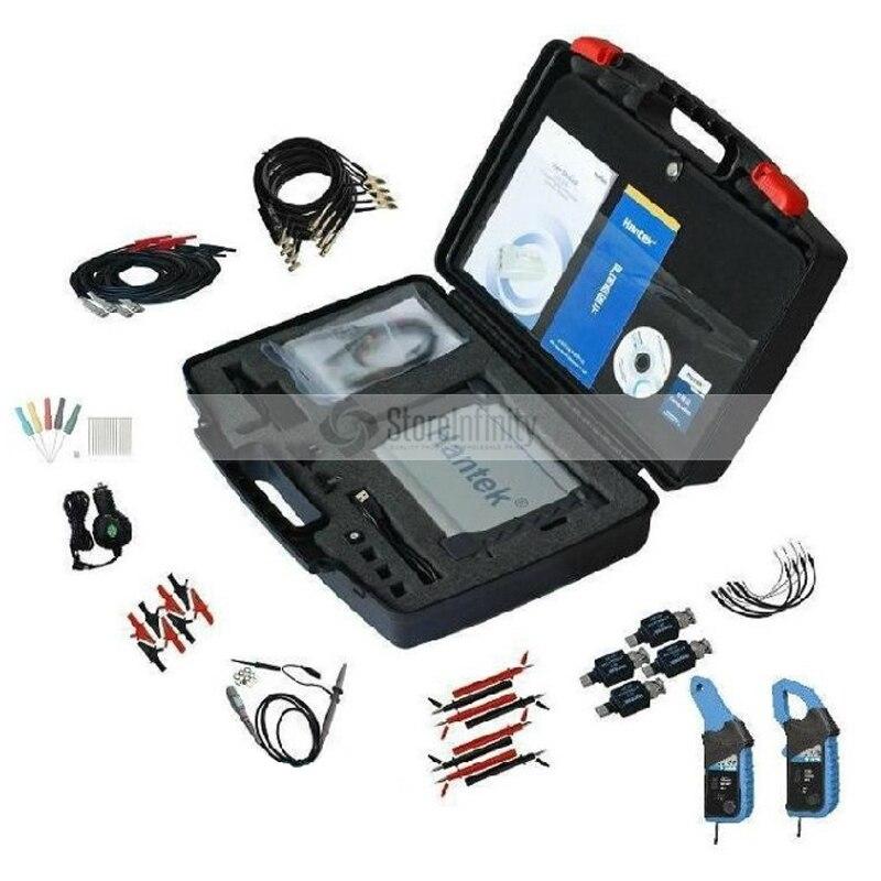 Hantek DSO3064 комплект VII Автомобильная диагностический осциллограф 4CH 200 мс/с 60 мГц