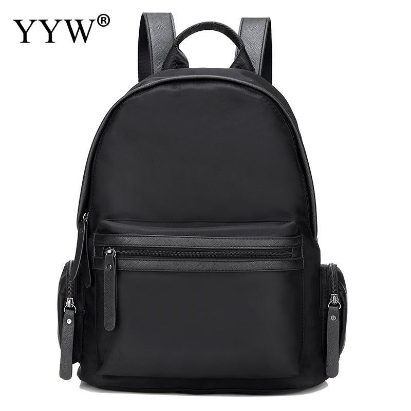 fashion girls backpack women backpack simple design waterproof backpack laptop sac a dos femme. Black Bedroom Furniture Sets. Home Design Ideas