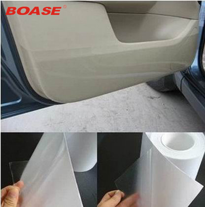 10meter rhino skin car bumper hood paint protect sticker for Car paint protection film cost