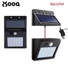 2-6pcs Rechargeable LED Solar…