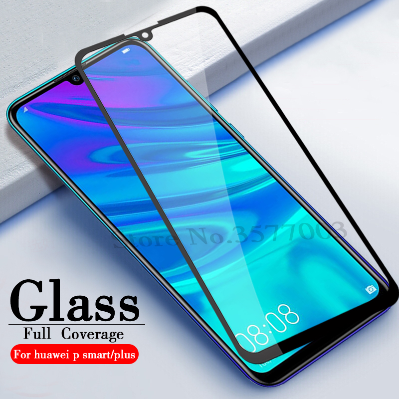 Tempered Glass For Huawei P Smart 2019 Glass Screen Protector On For Huawei P Smart 2019 Psmart Z P-smart Z Protective Glas Film