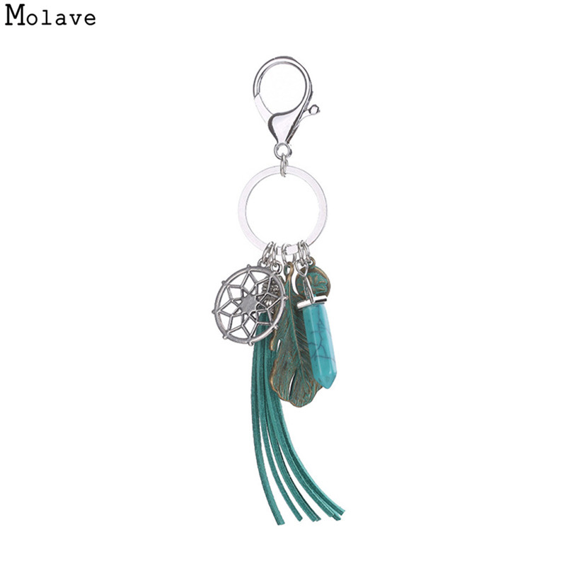 New Fashion Tassel Keychain Pendant Bag Handbag Accessories Ring Car Key Pendant Keycahins Luggage Tag se212