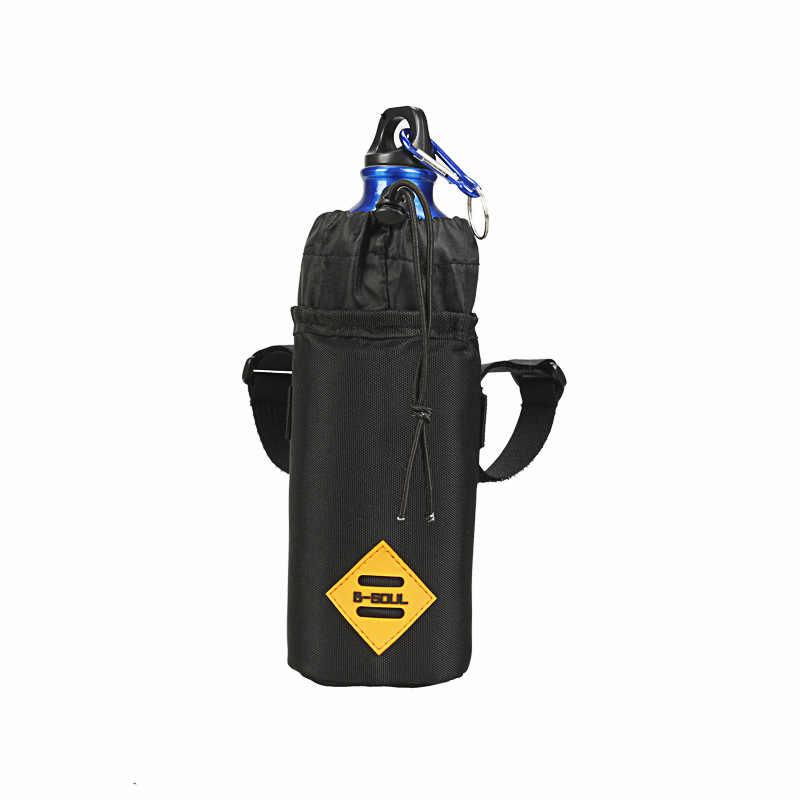 B-SOUL вынос руля велосипеда мешок пакеты для ланча бутылка для хранения воды Bikepacking велосипедная сумка туристическая коммутационная Герметичная сумка