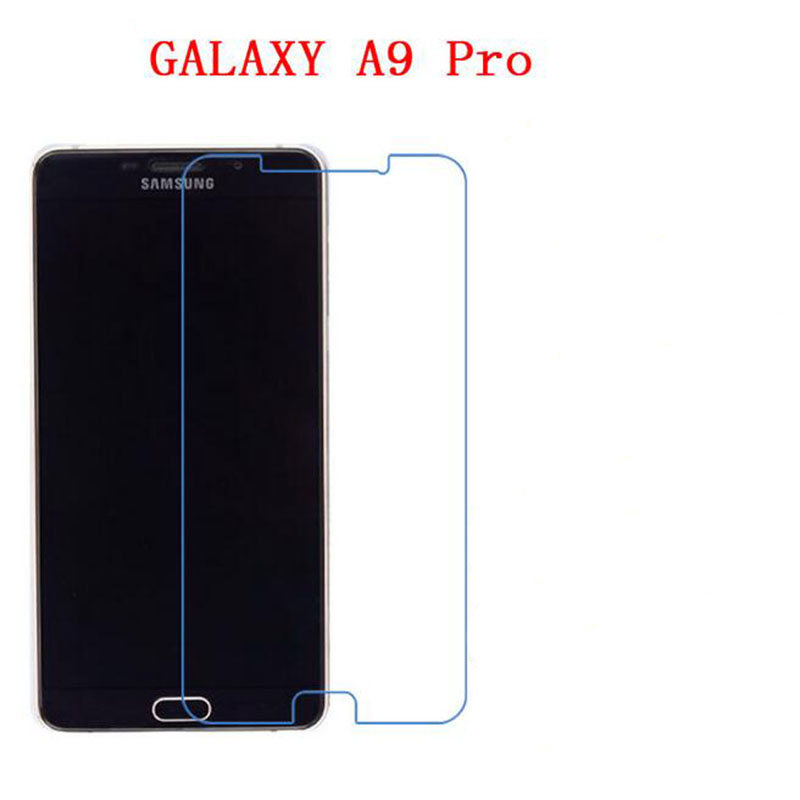 Wholesale Tempered Glass font b phone b font screen protector for Samsung Galaxy A9 PR0
