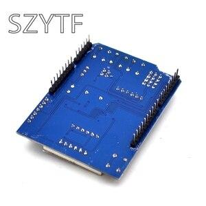 Мульти Функция щит с зуммером LM35 4 цифры цифровой светодиодный Плата расширения модуль для Arduino UNO R3 ленардо Mega2560 Diy Kit