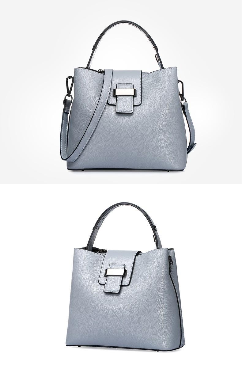 women genuine leather handbag 20