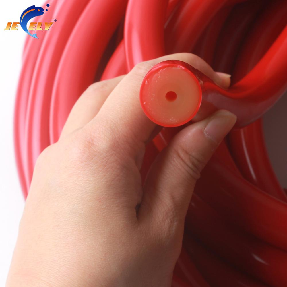 Jeely Spearfishing 3mm*18mm UV Protection Latex Rubber Tube Speargun Band