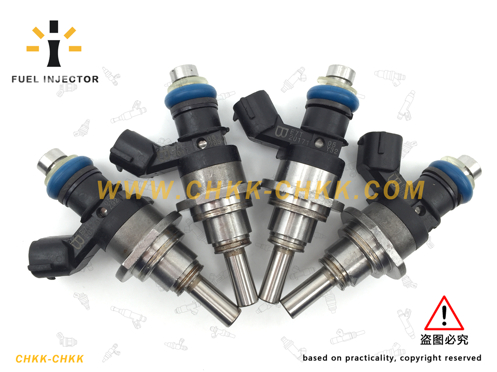 4x OEM 210lb 2200cc Fuel Injector For Bosch Honda Audi Mazda Dodge GM 0280158829
