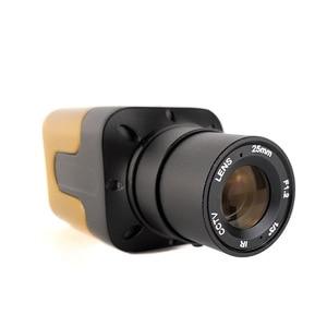 Image 3 - 25mm עדשת 1080P ahd מצלמה 2MP מיני תיבת ahd cctv מצלמה עבור ahd dvr מערכת אפשרות עדשה 4 mm/6mm/8mm/16mm עבור מצלמה