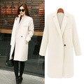 2017 новый шерстяное пальто звезды модели в Европе и Америке костюм воротник дамы зимнее пальто g99273